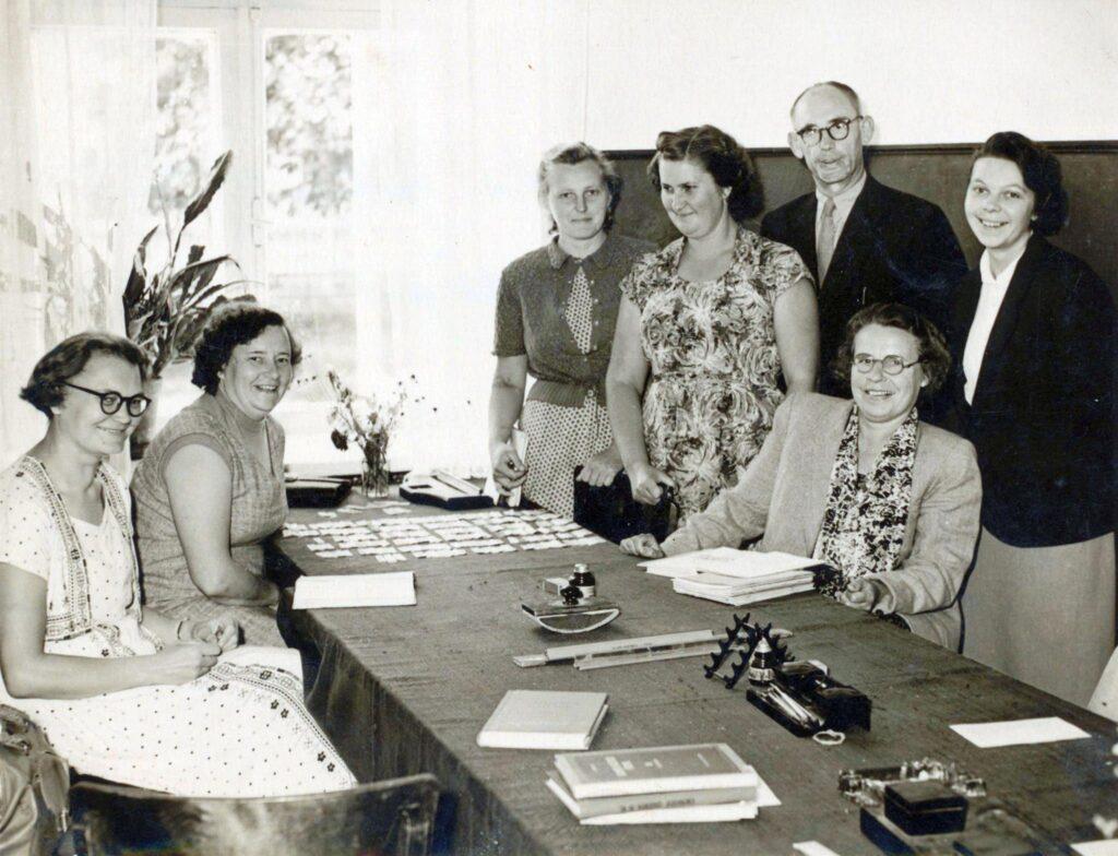 1957 – Juuru Keskkool