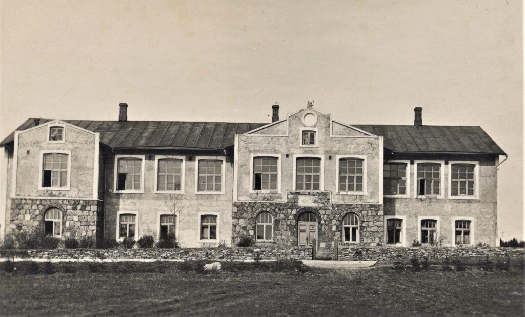 1915 – Juuru 2-kl. Ministeeriumikool