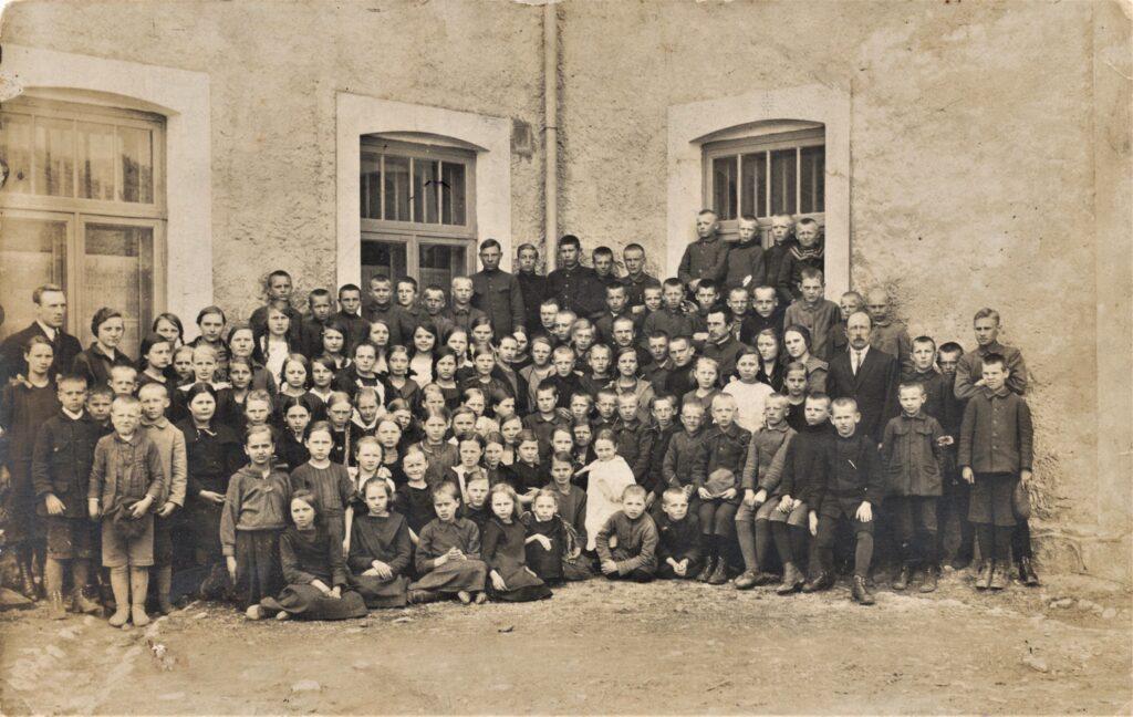 1922 – Juuru 6-kl. Algkool