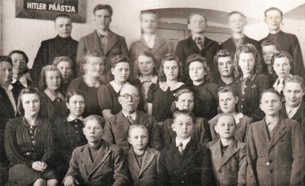 1941 – Juuru Alg- ja Täienduskool